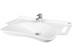 Wall mounted washbasin Handicape grand