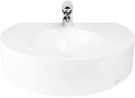 Wall mounted washbasin Patricia
