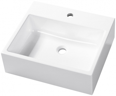 Wall mounted washbasin Blanche U38